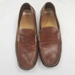 Cole Haan Loafers  Brown Slip-On Driving 11 M